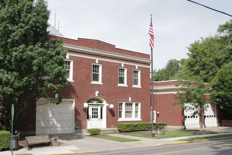 Edgeworth Borough Building
